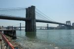Brooklyn Bridge de la Pier 17