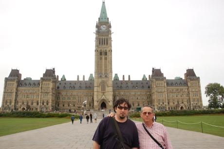 Parlamentul Canadei — Ottawa